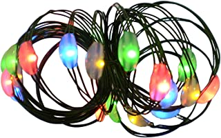 Starlite Creations Battery Operated LED Ultra Slim Wire, 9 ft, 36 LEDs, Multicolor Bundle Set