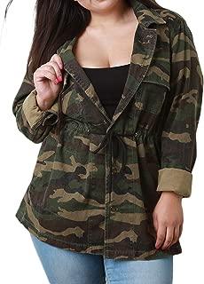 Best plus size camo jacket Reviews