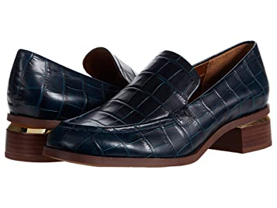 Franco Sarto New Bocca (Deep Blue Croc) Women