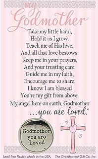 godmother birthday card