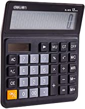 $25 » Samantha Office Supplies Calculator Office Desk Calculator Solar Calculator Black and White 12-Digit Display Large Screen ...