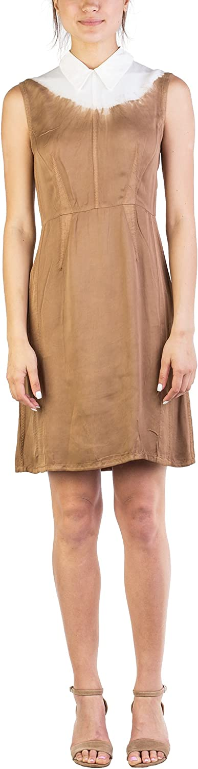 Miu Miu Women's Viscose Dress Two Tone