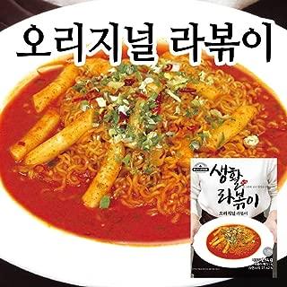 [Lifencook] Life Rabokki Original 294g for 2 - Labokkie Ramen Tteokbokki Korean Food Snack topoki Instant Rice cake Asian Sauces Noodle Grocery Gourmet