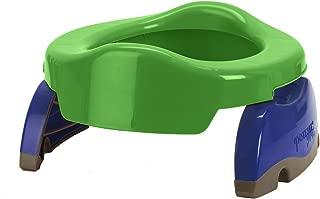 Kalencom Potette Plus 2-in-1 Travel Potty Trainer Seat Green