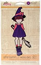 Prima Marketing JN Stamp and Dies - Lil Witch