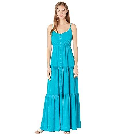 BB Dakota by Steve Madden Been So Long Dress Solid Woven Maxi