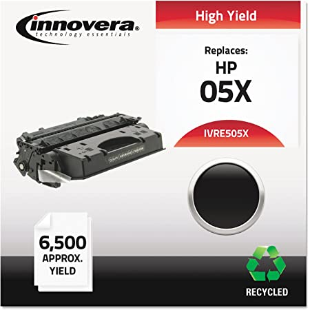 IVRE505X - Innovera Remanufactured CE505X 05X Laser Toner