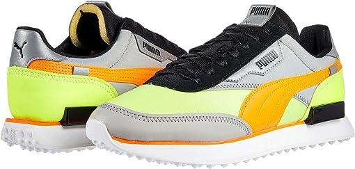 Safety Yellow/Puma Black