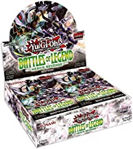 Yu-Gi-Oh! BLHR Battles of Legend-Heroes Revenge Rampage Display Box of 24 Booster Packets