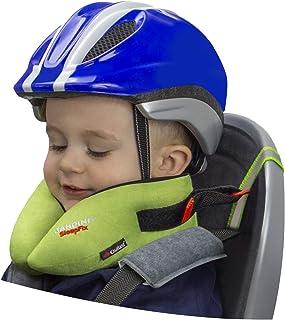 comprar comparacion SANDINI SleepFix® Kids BIKE – Cojín cervical con función de sujeción y compensación de temperatura - Accesorio de asiento ...
