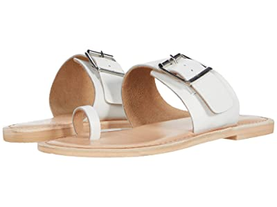 Seychelles Honorable Mention (White Leather) Women