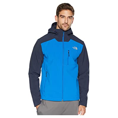 The North Face Apex Bionic 2 Hoodie (Turkish Sea/Urban Navy) Men