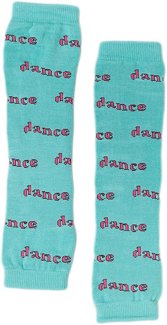 AFD Girls Lightweight Dance Legwarmers