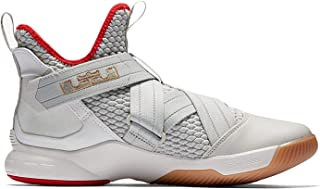 NIKE Men's Zoom Lebron Soldier XII Basketball Shoes (11-M)