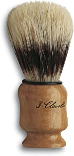 3 Claveles 12740 Brocha Afeitar con Pelo de Cerda