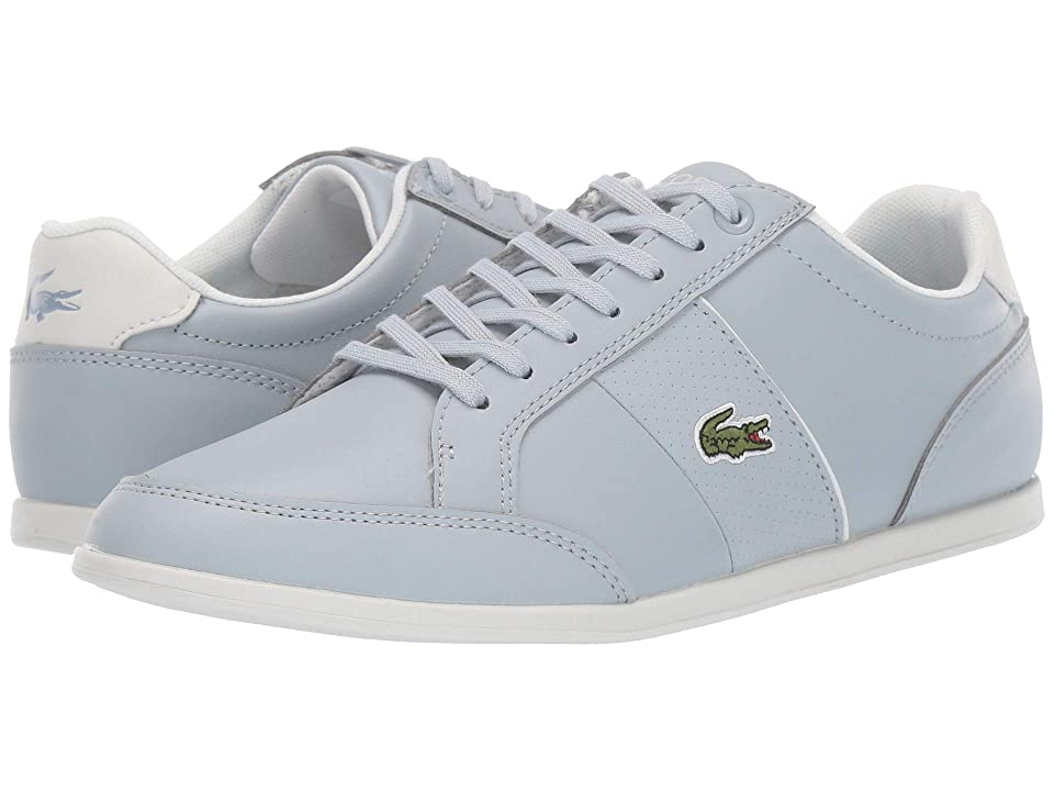Lacoste Seforra 119 1 P CFA (Light Blue/Off-White) Women