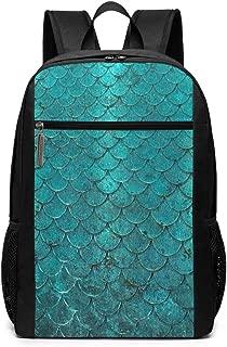 ZHOURIAI Mermaid Scale Backpack 17