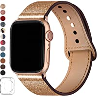 LOVLEOP Bands Compatible with Apple Watch Series 4,3,2,1