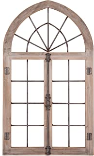 Best farmhouse arched window frame Reviews