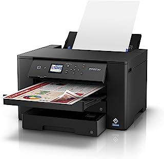 Epson WorkForce WF-7310DTW Business inkjetprinter (afgedrukt tot DIN A3+, WiFi, Ethernet, NFC, Duplex, afzonderlijke patro...