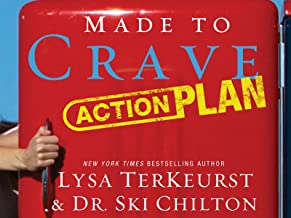 Made to Crave Action Plan Video Bible Study by Lysa TerKeurst