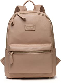 Colorland leather diaper bag backpack. Our vegan leather diaper bag was crafted for the fashionable mom who wants a small, lightweight diaper backpack option that fits EVERYTHING. Designed by real m