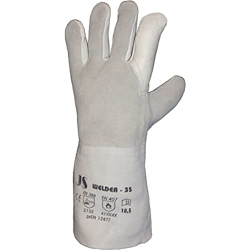 Staffl johann 80114 - Guantes de soldadura soldador 1 principal en 388 / es 407 categoría
