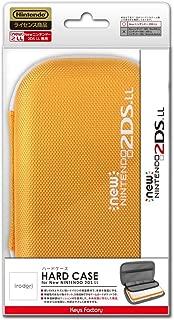 ハードケース for Newニンテンドー2DS LL ライトオレンジ