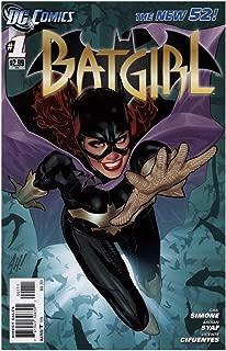 Batgirl (2011) #1