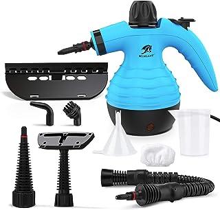 MLMLANT Multiuso Purificador Limpiador de vapor para la eliminación de manchas, alfombras, cortinas, control de errores de...