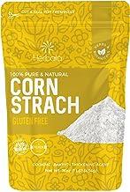 Corn Starch Powder, 16 oz, Thickener for Sauces, Gravy, Soup, 100% Pure Cornstarch, Gluten-free, non-GMO, Vegan, Bulk Rese...
