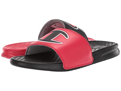 Champion Super Slide Mix Match (Red/Black) Men