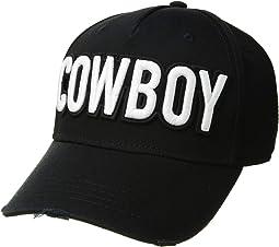 Cowboy Baseball Cap
