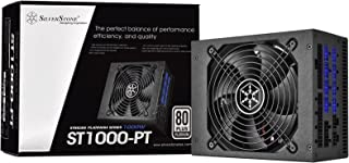 SilverStone Technology Strider 1000W 80 Plus Platinum Modular PSU 1000 Power Supply (PS-ST1000-PT)