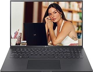 "Notebook LG gram, 1.190g, Intel Core i7-1165G7, 16GB LPDDR4X 4266MHz, SSD 256GB NVMe, Windows 10 Home, IPS FHD 16"", Preto,..."