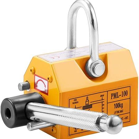 Magnétique de levage poignée 45 kg PICK UP Pièces Outil à main métal aimant mécanicien U160