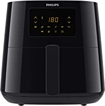 Philips Air Fryer XL 1.2KG, 6.2L capacity, Digital Screen,Black, HD9270/90
