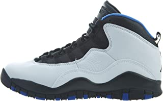 pretty nice cf21f 92bb8 Nike Kids GS Jordan 10 Retro Basketball Shoe