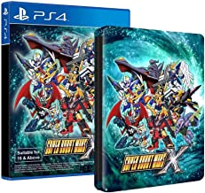 super robot wars x steelbook