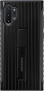 Samsung Galaxy Note10+ Case, Rugged Drop Protection Cover - Black (US Version with Warranty)