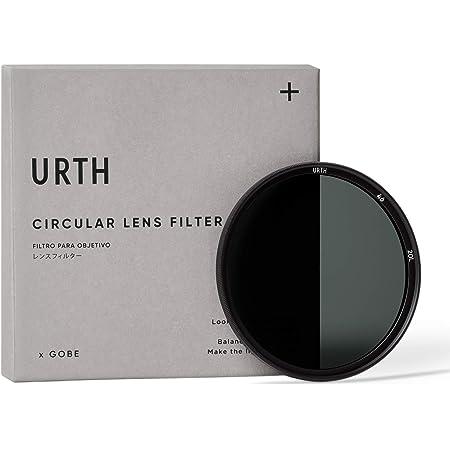 Urth 46mm ND8 (3ストップ) 可変NDレンズフィルター(プラス+)