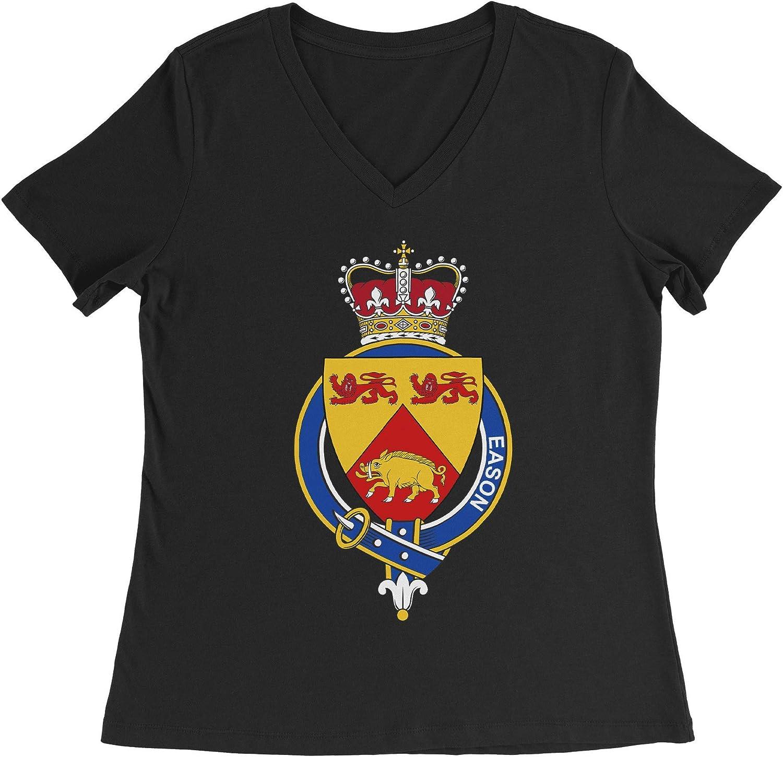 HARD EDGE DESIGN Women's Scottish Garter Family Eason T-Shirt