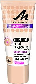 Manhattan Clear Face Perfect Mat Make-Up 75 25 ml