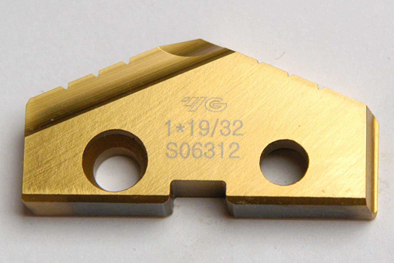 1-19 32 1.5937 Fixed price for sale Diameter T-15 Spade Drill T Max 57% OFF Series Insert 3TA