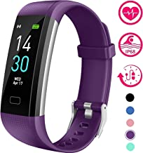 Vabogu Fitness Tracker HR, with Blood Pressure Heart Rate Monitor, Pedometer, Sleep..