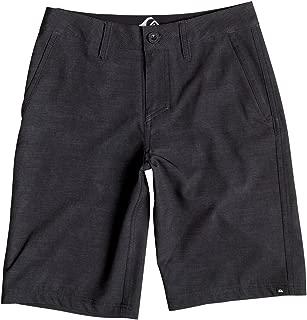 Quiksilver Boys Platypus Amphibian Shorts Black 23