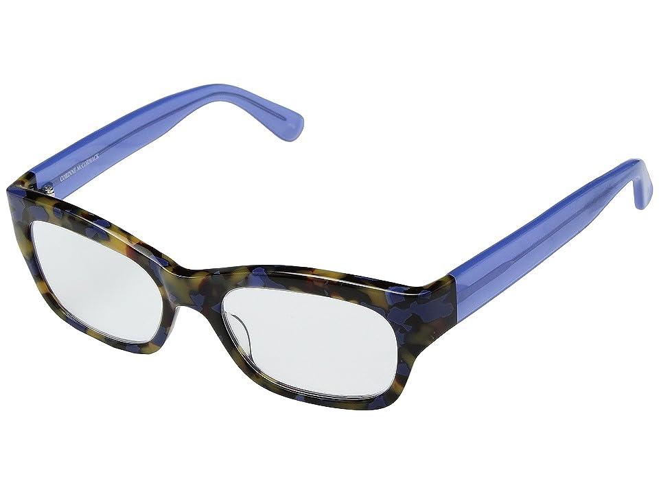 Corinne McCormack Suzy (Tortoise) Reading Glasses Sunglasses
