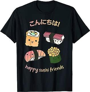 Kawaii Japanese Sushi Shirt