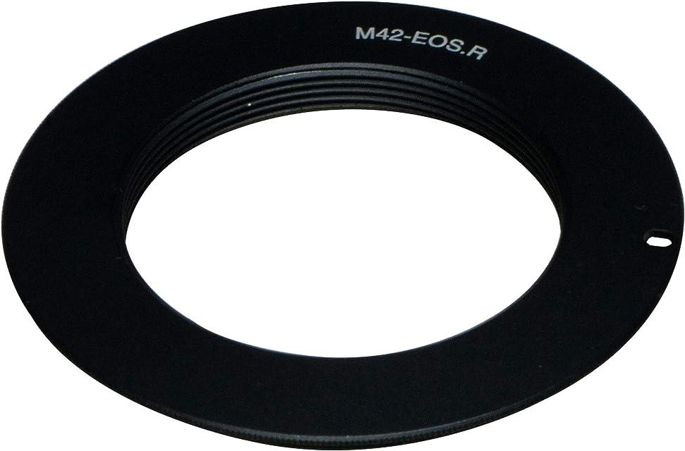 M42 - Adaptador de Objetivo Manual a Lente Canon RF para Canon EOS RP EOS R