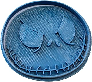 Cuticuter The Nightmare Before Christmas Jack Cookie Cutter, Blue